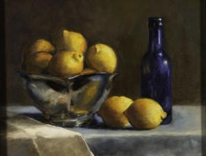 lemons and blue II