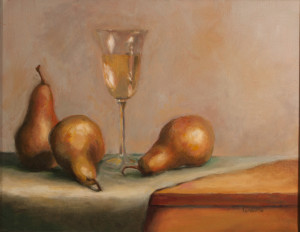 pears and chablis