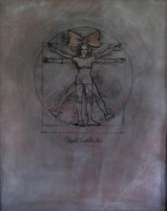 vitruvian gaga